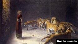 Выступление Путина в Мюнхене подвигло комментаторов на библейские сравнения. Даниил и львы