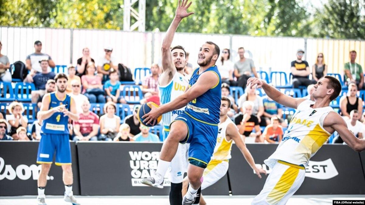 World Urban Games: две «бронзы» Украины, победа и лучшая баскетболистка