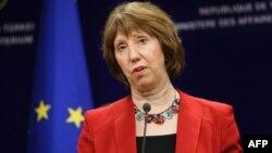 Високата претставничка за безбедносна и надворешна политика на Европската унија, Кетрин Ештон