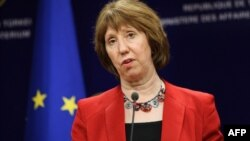 Високиот претставник за надворешна политика и безбедност на ЕУ Кетрин Ештон