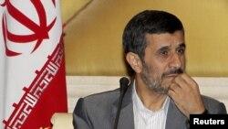 Президент Ирана Махмуд Ахмединижад, 05 сентября 2010