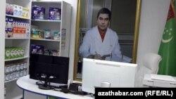 Ашхабадская аптека, Июнь, 2019