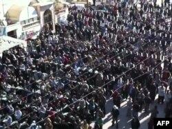 Протести в Сирії 11 листопада 2011 року