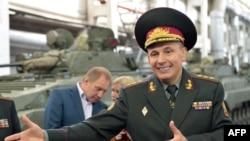 Бывший министр обороны Украины Валерий Гелетей.