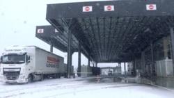 No Trade Spike Yet At Kosovo-Serbia Border After Pristina Drops Tariffs