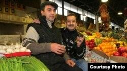 Riqa bazarı və Qafqazdan olan satıcılar, 17 sentyabr 2005