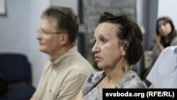 Валянціна Аліневіч, фота 2018 году
