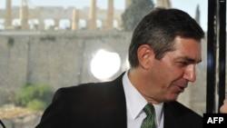Ставрос Ламбринидис, бывший министр иностранных дел Греции.