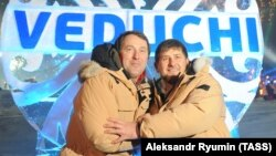 Совдегар Байсаров Руслан а, Нохчийчоьнан куьйгалхо Кадыров Рамзан а