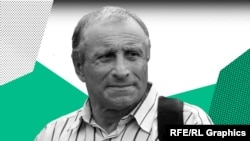 RFE/RL contributor and Crimean journalist, Mykola Semena.