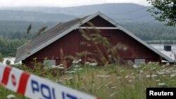 Норвегиялық күдікті жалға алған ферма.