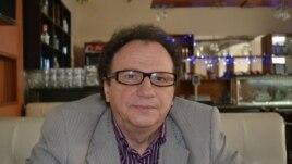 Arcadie Suceveanu, Chișinău, 27 aprilie 2012 (foto: Iulian Ciocan)