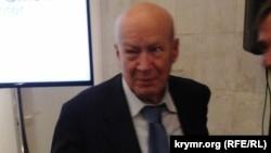 Радник президента України, директор Національного інституту стратегічних досліджень Володимир Горбулін