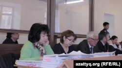 Seanca gjyqësore ndaj Nurlan Zholamanov