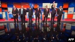 Candidații prezidențiale ai Partidului Republican la Iowa