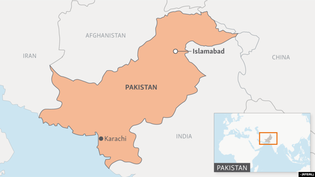 At Least 14 Dead In Road Accident In Pakistan