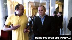 Народний депутат Нестор Шуфрич (п)
