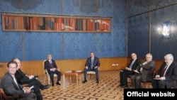 Prezidentlər Moskvada, 17 iyul 2009