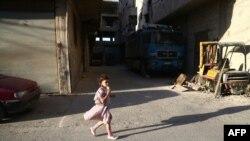 آتش بس در نتیجۀ توافق میان امریکا و روسیه در سوریه برقرار شدهاست.