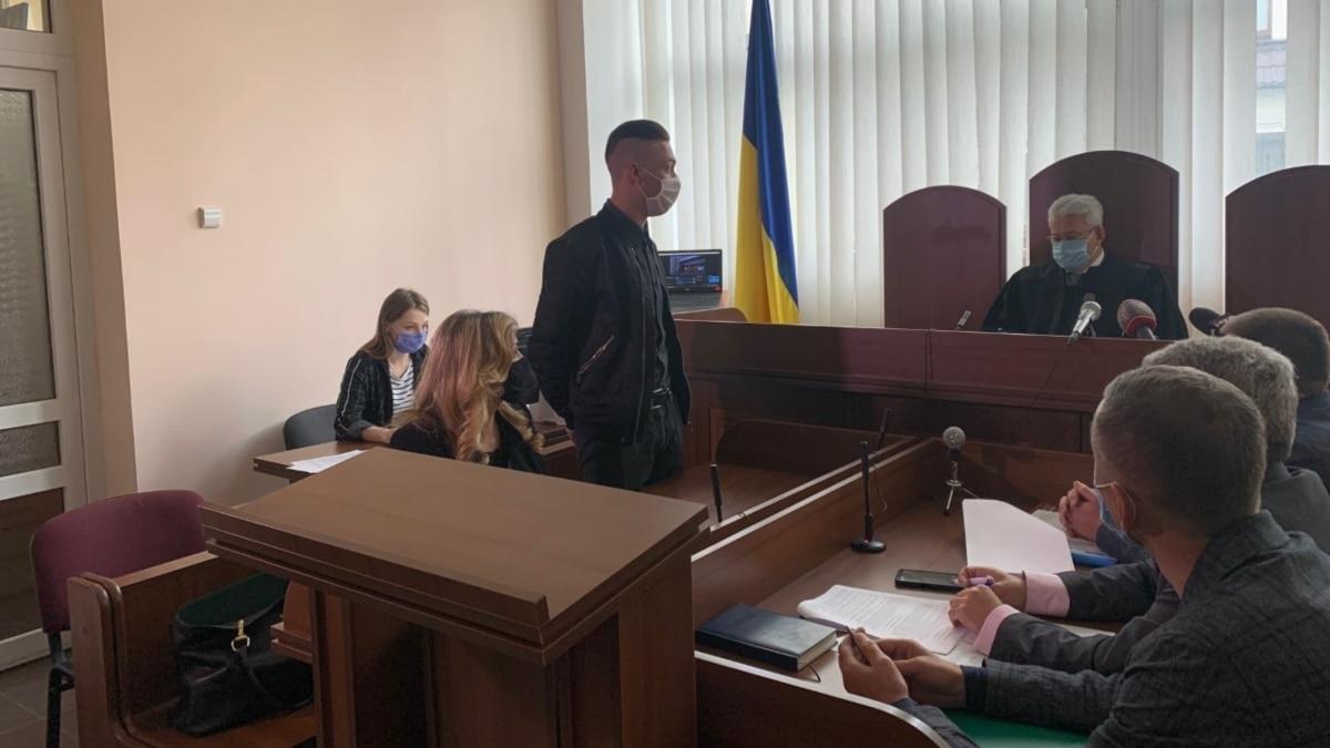 Суд во Львове объявил приговор поджигателю автомобиля журналистки Радио Свобода