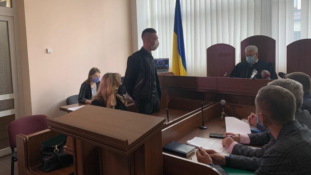 Суд во Львове объявил приговор поджигателю автомобиля журналистки