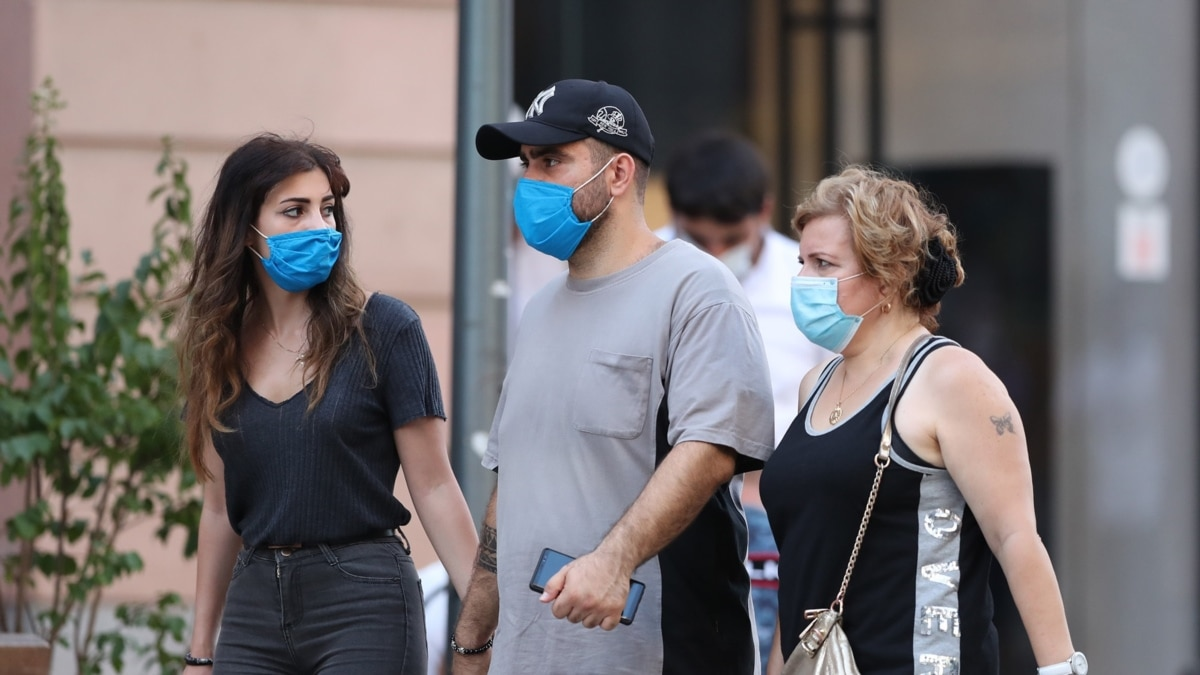 Armenian Government Moves To Lift Coronavirus State Of Emergency