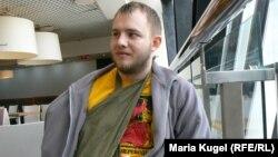 Юрий Миршавка в рижской больнице