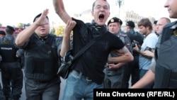 """Задержания в ходе августовского """"Дня гнева"""""""