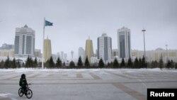 Астана. Иллюстративное фото.