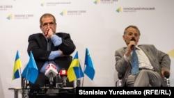 Refat Çubarov, Mustafa Cemilev, arhiv fotoresimi