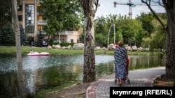 Жилой дом в Гагаринсокм парке