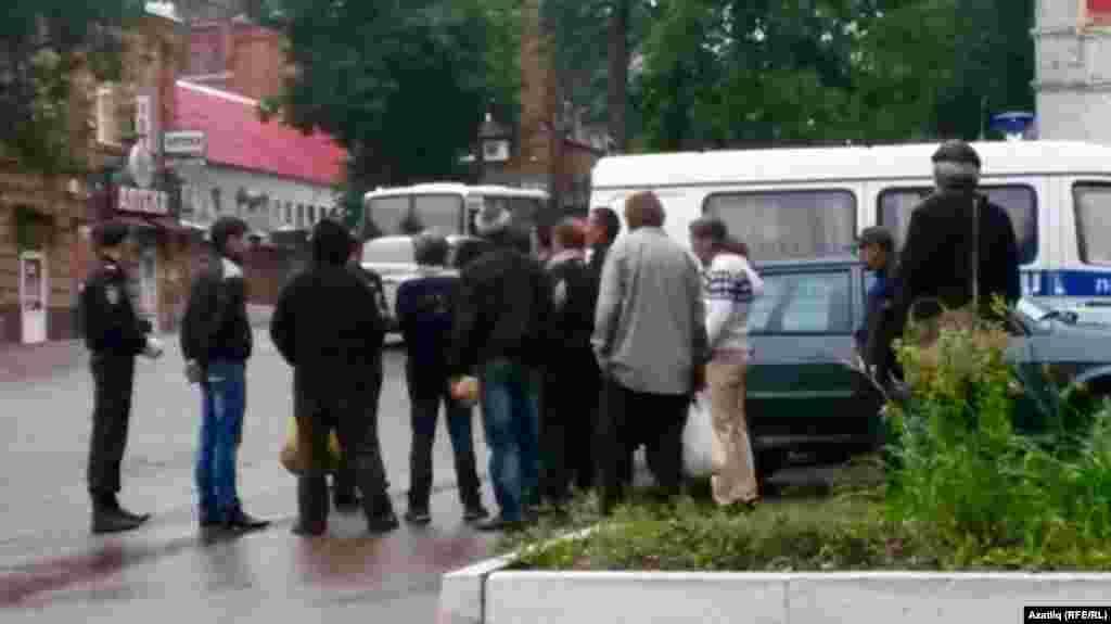 ШЫҰ және БРИКС саммиттері қарсаңында Уфадан үйсіз жандарды мәжбүрлі түрде депортациялады.