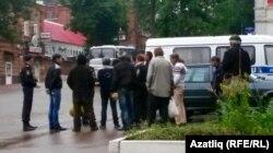 Депортация бездомных из Уфы накануне саммитов