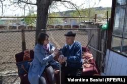 Valentina Basiul şi Gheorghe Bivol