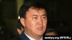 Кайрат Сатыбалдыулы, племянник президента Казахстана Нурсултана Назарбаева. Астана, 7 октября 2010 года.