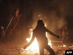 Египет, Тахрир аянты, 22-ноябрь, 2011-жыл