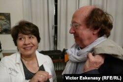 Doi directori artistici de Festivale: Mihaela Martin cu Michel Lethiecla Rolandseck