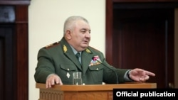Генеральный секретарь ОДКБ Юрий Хачатуров (архив)