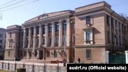 Здание подконтрольного России Керченского городского суда