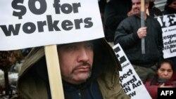 Чикагские рабочие пошли против закона, отстаивая свои законные права