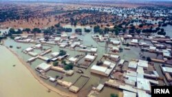 Khuzestan floods continue to disrupt vital road and railway traffic in the most important Iranian oil producing region.