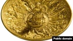 Piesă din Tezaurul de la Pietroasa