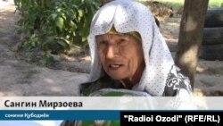 Сангин Мирзоева