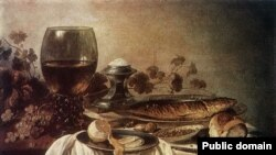 Питер Клаас, «Завтрак», 1646 год