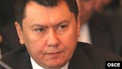 Қазақстан президентінің бұрынғы күйеу баласы Рахат Әлиев.