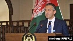 صدیق صدیقی سخنگوی ریاست جمهوری افغانستان