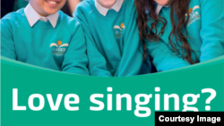 UK - Poster choir