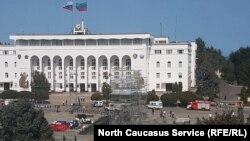 Дом правительства в Махачкале (архивное фото)