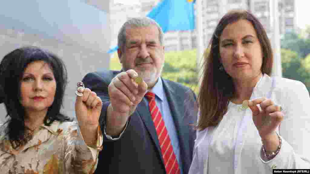 Меджлис присоединился к акции по сбору «червонцев» для оплаты штрафов политзаключенных в Крыму