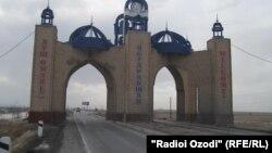 Шоҳроҳи Душанбе-Хуҷанд.
